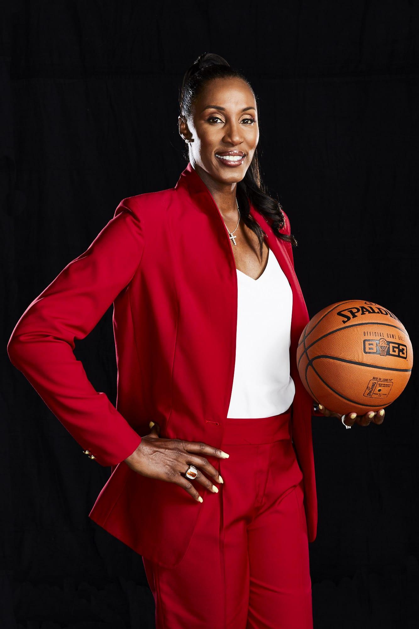 WNBA Legend Lisa Leslie Acts, Broadcasts, Sells Real Estate